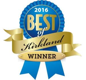 The Best of Kirkland 2016 Winner