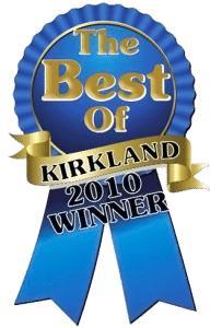 The Best of Kirkland 2010 Winner