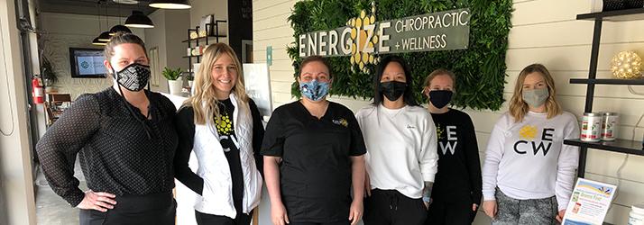 Chiropractic Kirkland CA Energize Chiropractic Team