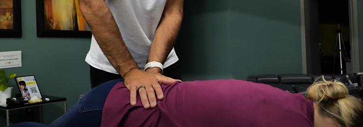 Chiropractor Kirkland CA Dr. Jeremy Meadows Back Pain